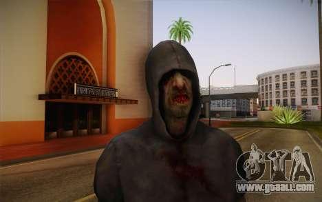 Hunter from Left 4 Dead 2 for GTA San Andreas third screenshot