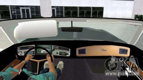 Buick Riviera 1972 Boattail for GTA Vice City right view