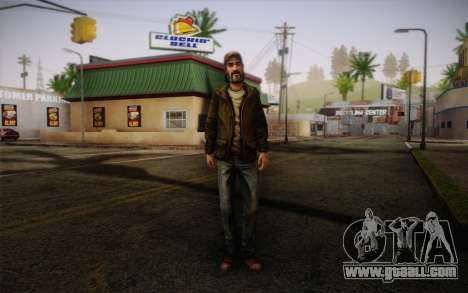 Kenny из The Walking Dead for GTA San Andreas