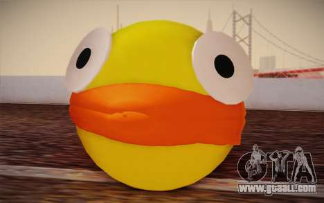 Flappy Bird for GTA San Andreas third screenshot