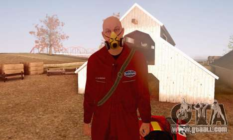 Bug Star Robbery No Cap for GTA San Andreas