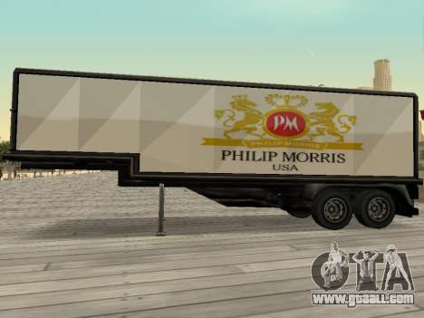 New advertising on cars for GTA San Andreas forth screenshot