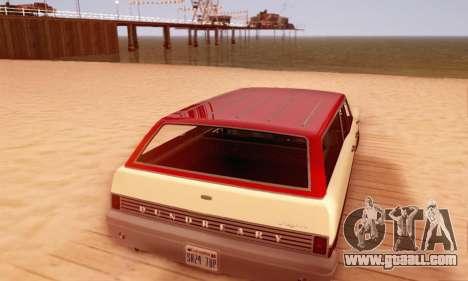 Dundreary Regina V1.0 for GTA San Andreas engine