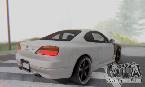 Nissan Silvia S15 Metal Style for GTA San Andreas side view