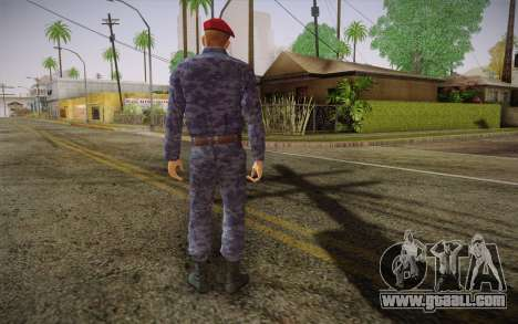 Berkut for GTA San Andreas second screenshot