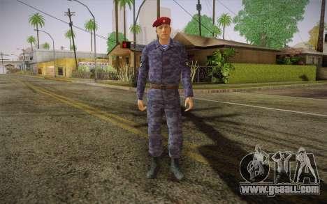 Berkut for GTA San Andreas