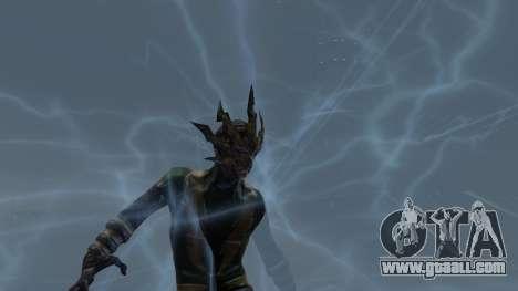 Electro for GTA San Andreas third screenshot