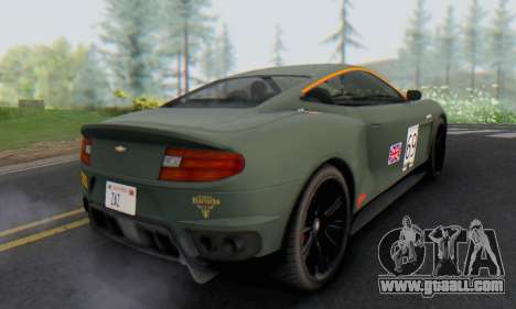 Dewbauchee Massacro 1.0 for GTA San Andreas side view