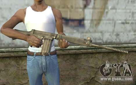 Fuzil FAL for GTA San Andreas third screenshot