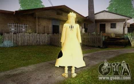 Naruto Kurama for GTA San Andreas second screenshot