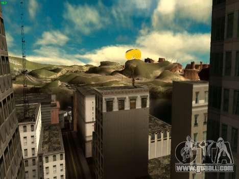 ENB Series by Makar_SmW86 [SAMP] for GTA San Andreas