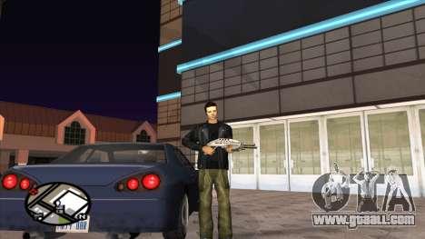 Retexture pants from Binco for GTA San Andreas second screenshot