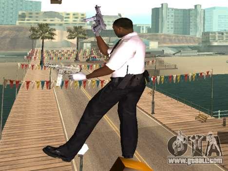 Pack Medic for GTA San Andreas third screenshot