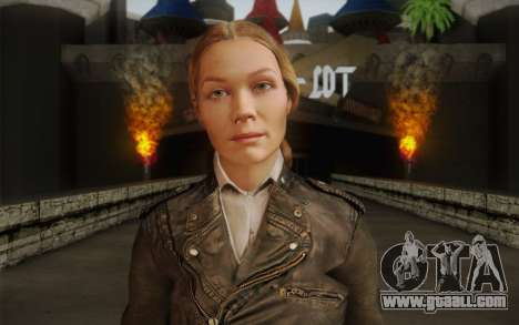 Alice Wake for GTA San Andreas third screenshot