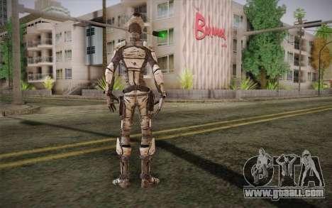 Zero из Borderlands 2 for GTA San Andreas second screenshot