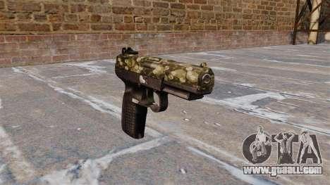 Gun FN Five seveN Hex for GTA 4
