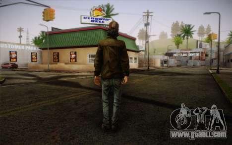 Kenny из The Walking Dead for GTA San Andreas second screenshot