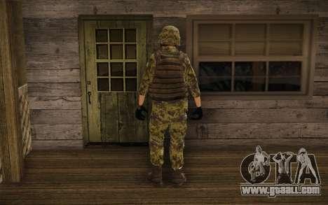 Sedena for GTA San Andreas second screenshot