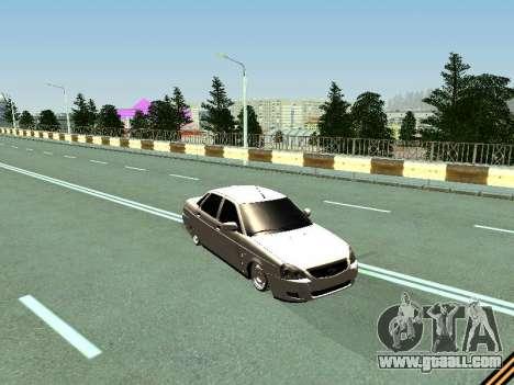 VAZ 2110-2170 for GTA San Andreas