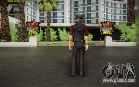 Ronan O Connor из Murdered: Soul Suspec for GTA San Andreas second screenshot