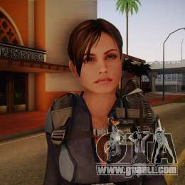 Resident evil 4 mod - Jill Valentine from RE3 remake