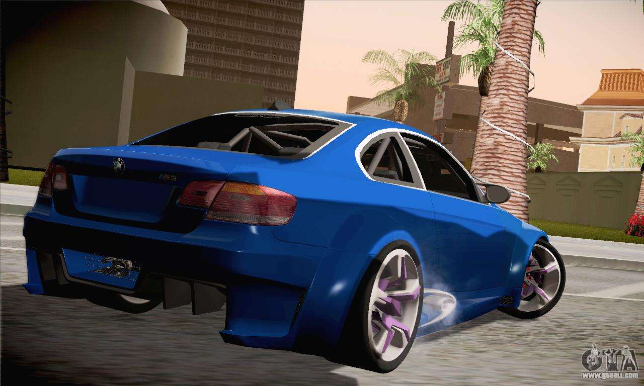 bmw m3 e92 shdru tuning for gta san andreas. Black Bedroom Furniture Sets. Home Design Ideas