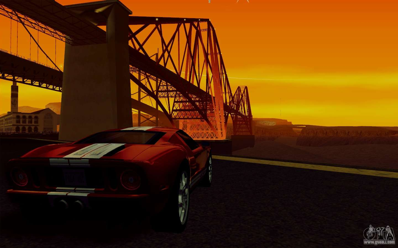 ENBSeries for weak PC v2 [SA:MP] for GTA San Andreas