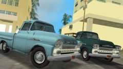 Chevrolet Apache Fleetside 1958