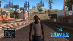 C-HUD Tawer for GTA San Andreas