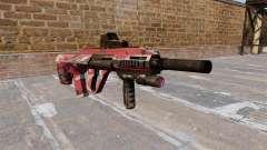 Machine Steyr AUG-A3 Red urban