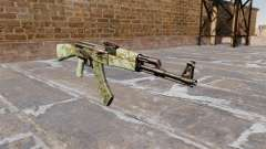 The AK-47 Green camo