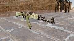 The AK-47 Green camo