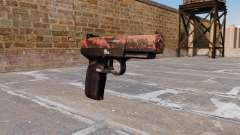 Gun FN Five seveN Red tiger