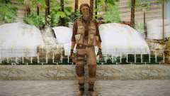 Mercenary in the armor (COD MW3)