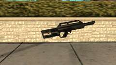 Jackhammer из Max Payne for GTA San Andreas