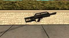 Jackhammer из Max Payne