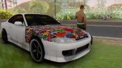 Nissan Silvia S15 Metal Style for GTA San Andreas