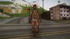 U.S. Soldier v2 for GTA San Andreas