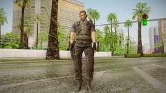 Wesker Stars from Resident Evil 5