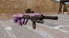 Machine Steyr AUG-A3 Purple Camo