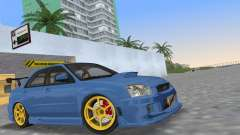 Subaru Impreza WRX STI 2005 for GTA Vice City
