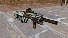 Machine Steyr AUG-A3 Aqua Camo for GTA 4