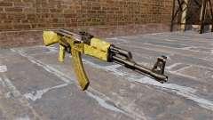 The AK-47 Gold
