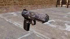 Gun FN Five-seveN Blue Camo