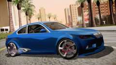 BMW M3 E92 SHDru Tuning for GTA San Andreas
