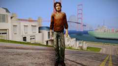 Luke из The Walking Dead for GTA San Andreas