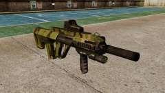 Автомат Steyr AUG-A3 Optic Woodland for GTA 4