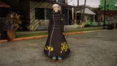 One Piece Trafalgar Law for GTA San Andreas