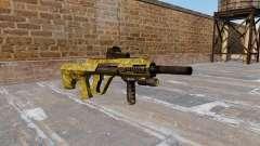 Machine Steyr AUG-A3 Gold