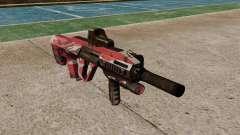 Автомат Steyr AUG-A3 Optic Red urban for GTA 4